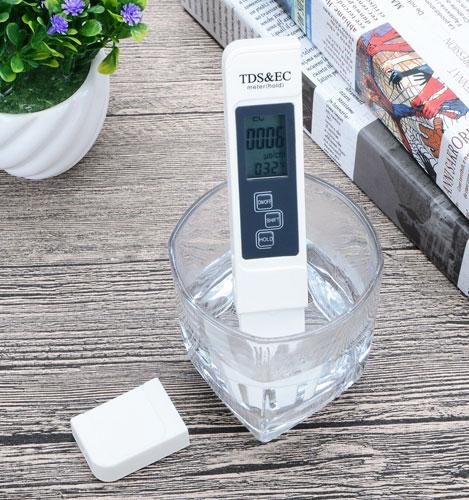Приборы для контроля качества воды