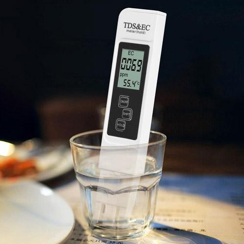 tds-метр -прибор для измерения качества воды