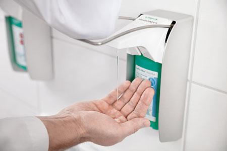 Кожный антисептик для рук