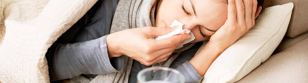 Реабилитация после гриппа и ОРВИ