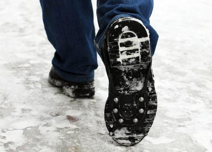 Ледоходы на обуви