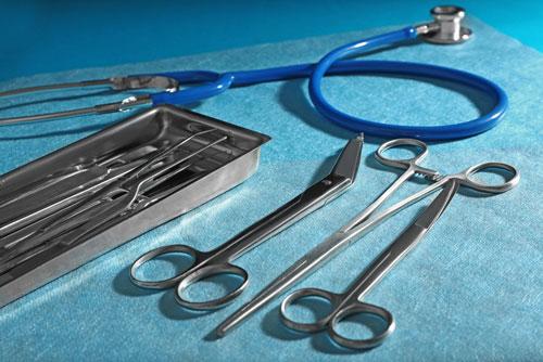 Медицинские инструменты для больниц