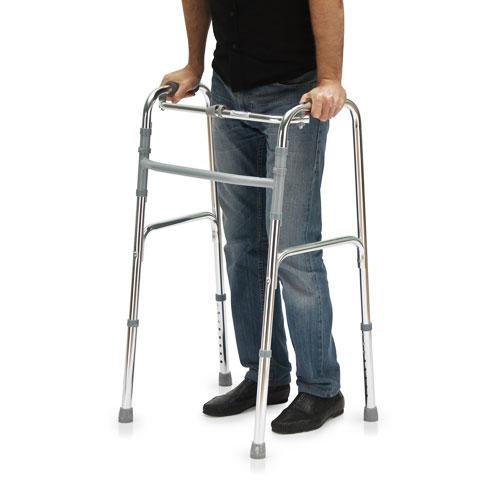 Ходунки для ходьбы пожилым и инвалидам