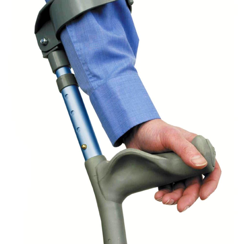 Костыль для ходьбы с подлокотником