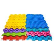 Детский массажный коврик ОРТО МИКС-8 комплект