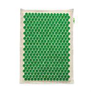Массажный аппликатор тибетский Большой коврик зеленый