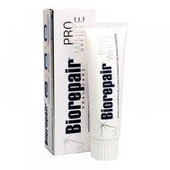 Отбеливающая зубная паста Biorepair Pro White