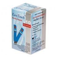 Тест-полоски «Холестерин» №10 для анализатора крови
