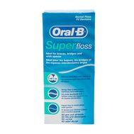 Зубная нить Oral-B Super Floss, 50 шт