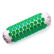 Универсальный мягкий тибетский аппликатор-валик, зеленый для дома