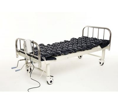 Противопролежневый матрас Bronigen BAS-3000H на кровати